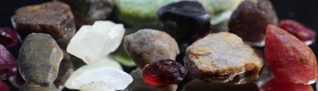 Cuarzos y Piedras