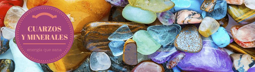 Cuarzos y Minerales