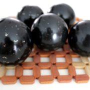 Esferas de Turmalina Negra