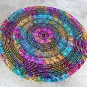 Tapete Mandala Colores Hippie